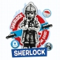 Preview: Ohm Beads - Sherlock Gnome - Sherlock