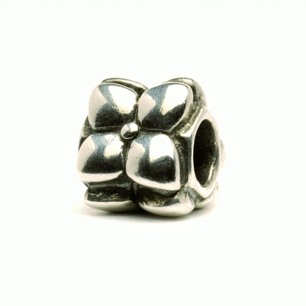 Trollbeads - Blumen - Retired