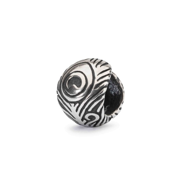 Trollbeads - Peacock Feather