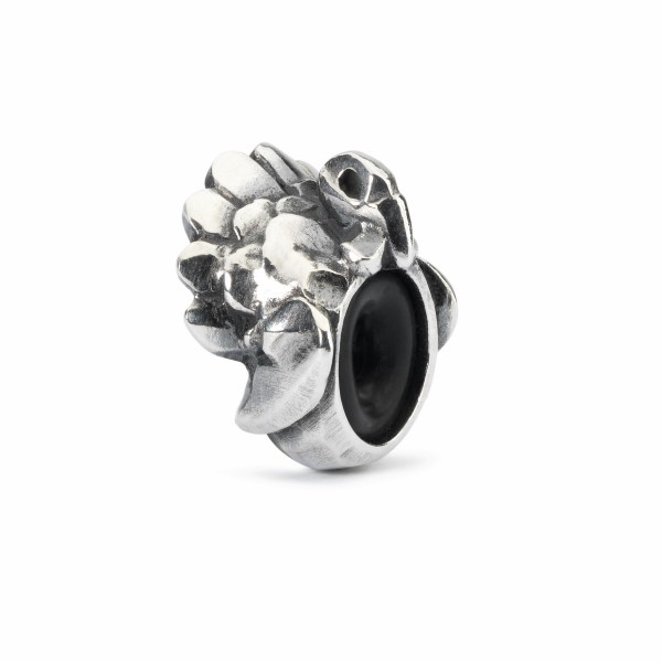 Trollbeads - Grosser Truthahn Spacer