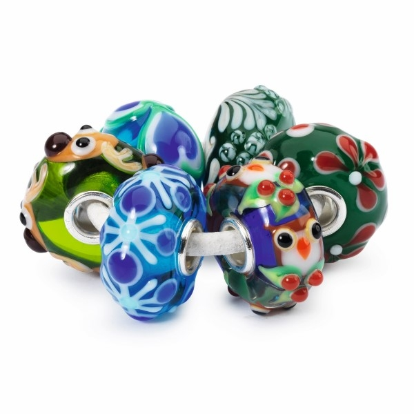 Trollbeads - Winterwald Set - Limited Edition
