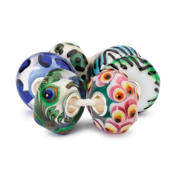Trollbeads - Enchanted Animal Kit