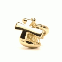 Trollbeads - Gold - Faith, Hope & Charity
