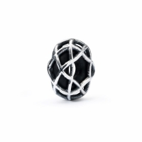 Trollbeads -  Nachthimmel Spacer